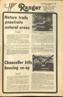 The Parkside Ranger, Volume 6, issue 3, September 14, 1977