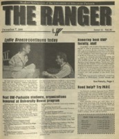 The Ranger , Volume 30, issue 12, December 7, 2000