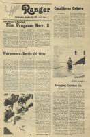 The Parkside Ranger, Volume 7, issue 8, October 25, 1978