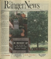 The Ranger News, Volume 33, issue 1, September 11, 2002