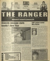 The Ranger , Volume 27, issue 13, January 28, 1999