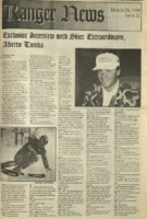 The Ranger News, Volume 22, issue 22, March 24, 1994