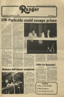 The Ranger, Volume 8, issue 3, September 19, 1979