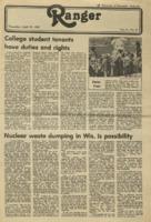 The Parkside Ranger, Volume 9, issue 27, April 23, 1981