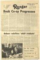 The Parkside Ranger, Volume 6, issue 17, January 18, 1978