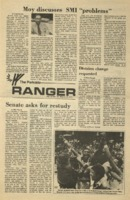 The Parkside Ranger, Volume 4, issue 23, March 10, 1976