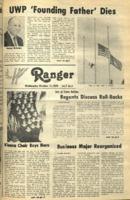 The Parkside Ranger, Volume 7, issue 6, October 11, 1978