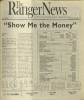 The Ranger News, Volume 33, issue 3, October 10, 2002