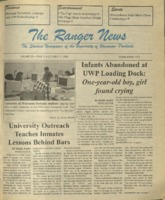 The Ranger News, Volume 25, issue 5, October 3, 1996