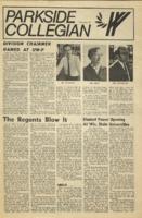 Parkside Collegian, Volume 1, issue 4, December 5, 1969