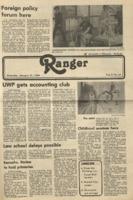 The Ranger, Volume 8, issue 18, January 31, 1980
