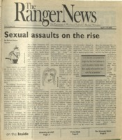 The Ranger News, Volume 33, issue 11, April 1, 2003