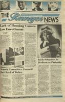 The Ranger News, Volume 22, issue 11, November 11, 1993