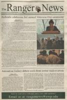 The Ranger News, Volume 43, November 27, 2013