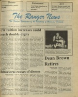 The Ranger News, Volume 25, issue 23, March 27, 1997