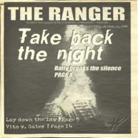 The Ranger , Volume 28, issue 5, November 11, 1999