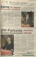 The Ranger News, Volume 39, issue 25, April 14, 2009