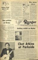 The Parkside Ranger, Volume 7, issue 2, September 13, 1978