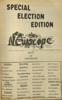 Parkside's Newscope, Volume 3, Issue 10, April 1, 1971