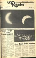 The Parkside Ranger, Volume 7, issue 22, February 28, 1979