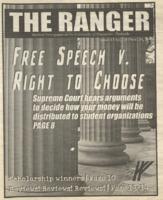 The Ranger , Volume 28, issue 6, November 24, 1999
