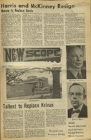 Parkside's Newscope, Volume 3, Issue 1, January 12, 1971