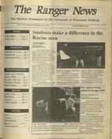 The Ranger News, Volume 26, issue 7, October 30, 1997
