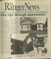 The Ranger News, Volume 33, issue 5, November 7, 2002