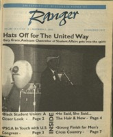 Ranger , Volume 24, issue 10, November 9, 1995