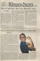 The Ranger News, Volume 41, issue 11, April 17, 2012