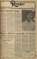 The Ranger, Volume 8, issue 16, January 17, 1980