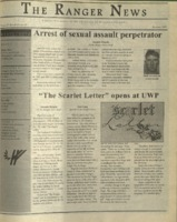 The Ranger News, Volume 27, issue 6, October 22, 1998