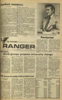 The Parkside Ranger, Volume 4, issue 16, January 21, 1976