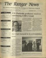 The Ranger News, Volume 26, issue 10, November 20, 1997
