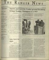 The Ranger News, Volume 27, issue 8, November 5, 1998