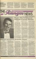 The Ranger News, Volume 22, issue 13, December 2, 1993