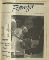 Ranger , Volume 24, issue 2, September 14, 1995