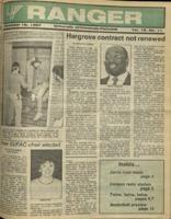 The Parkside Ranger, Volume 16, issue 11, November 12, 1987