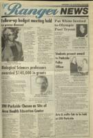 Ranger News, Volume 23, issue 13, December 1, 1994