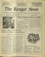 The Ranger News, Volume 26, issue 1, September 11, 1997