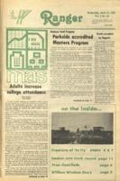 The Parkside Ranger, Volume 6, issue 29, April 19, 1978
