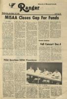 The Parkside Ranger, Volume 7, issue 12, November 22, 1978