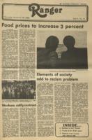 The Parkside Ranger, Volume 9, issue 12, November 20, 1980