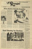 The Parkside Ranger, Volume 7, issue 9, November 1, 1978