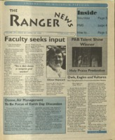 Ranger , Volume 24, issue 26, April 18, 1996