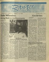 Ranger , Volume 24, issue 14, January 18, 1996