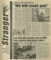 The Stranger , Volume 29, issue 5, April 13, 2000