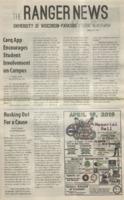 The Ranger News, Volume 44, March 19, 2015