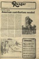The Ranger, Volume 8, issue 11, November 14, 1979