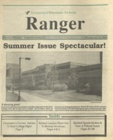 The Parkside Ranger, Volume 18, issue 30, June 14, 1990